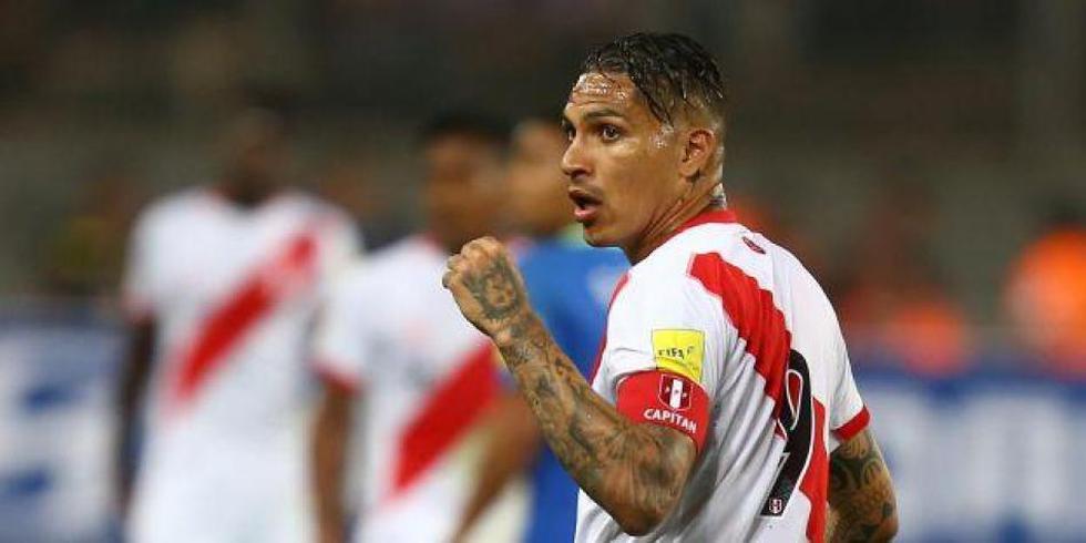 """Perú vs. Chile   Paolo Guerrero le """"robó"""" a Reinaldo Rueda, según prensa del país del sur. (Foto: GEC)"""