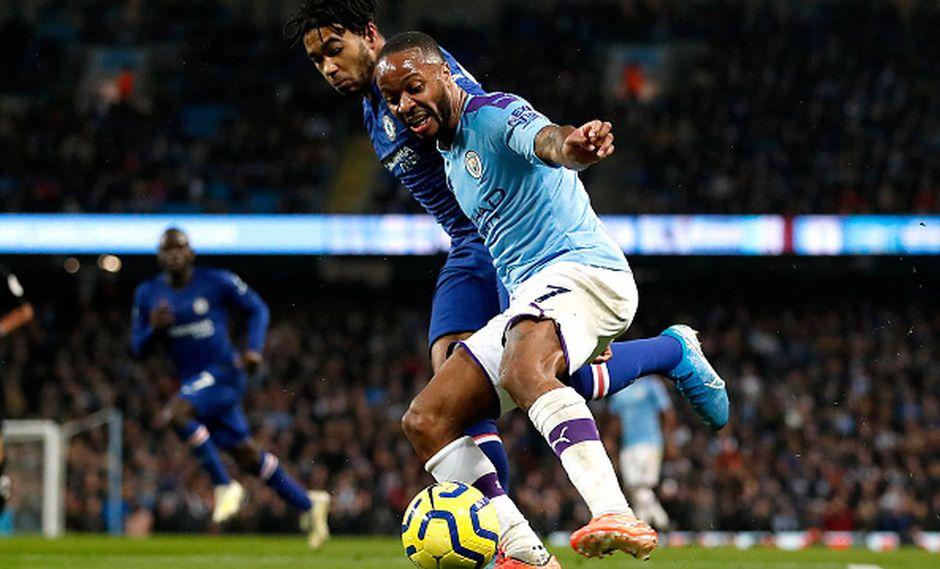 Manchester City venció al Chelsea por 2-1 en la jornada 13 de la Premier League. (Getty Images)