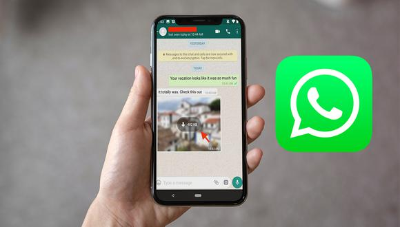¿Sabías que existe un truco para poder recuperar una foto eliminada en WhatsApp? Realiza estos pasos. (Foto: Mock up)