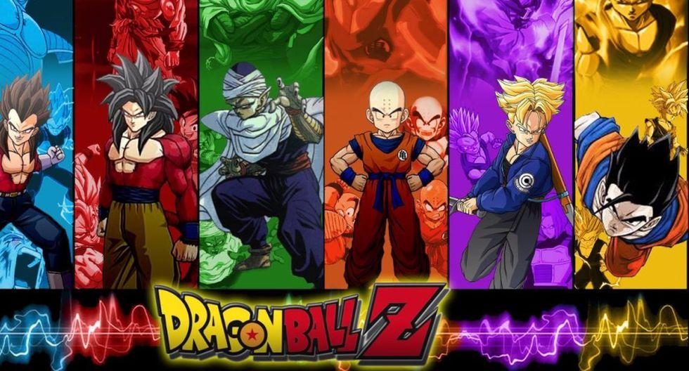Dragon Ball Z En Hd Canal De Television Peruano Regresa Las