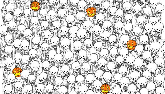 ¿Eres capaz de encontrar al fantasma en la imagen? Participa en el reto viral del momento. (Foto: Gergely Dudás - Dudolf / Facebook)