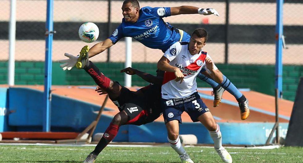 Municipal vs. UTC por la fecha 12 del Torneo Clausura (Fotos: Fernando Sangama)
