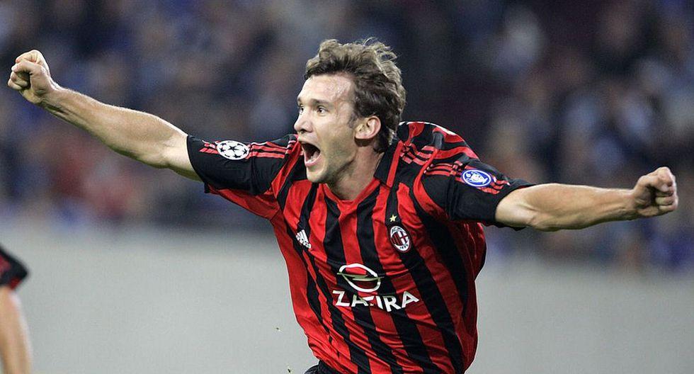 Andriy Shevchenko. (Foto: Getty Images)