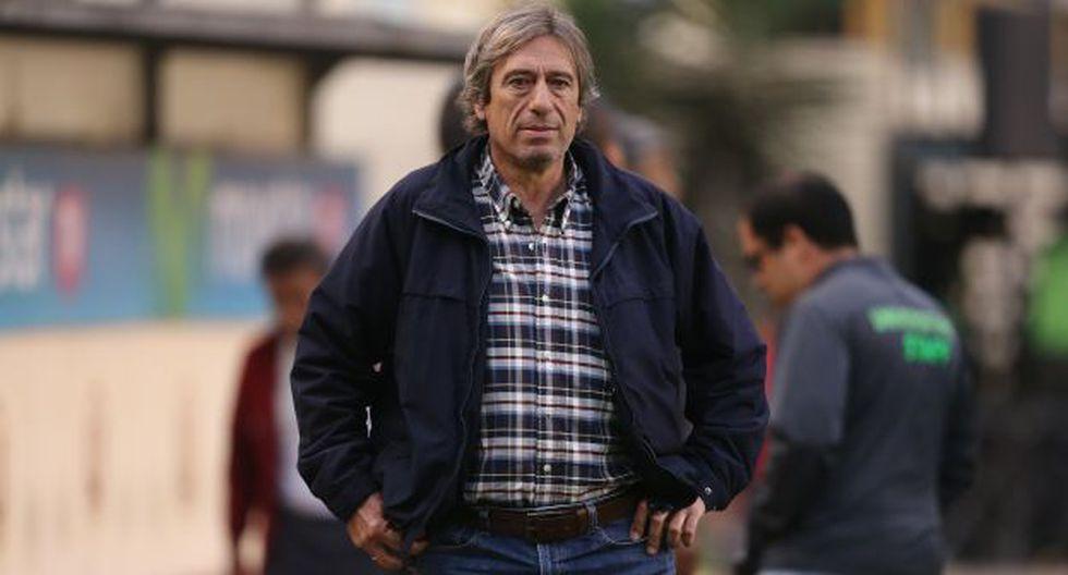 Germán Leguía quiere continuar las negociaciones con Raúl Ruidíaz. (USI)