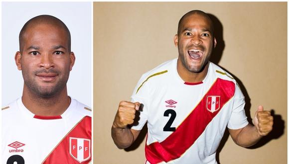 Alberto Rodríguez debutó en la Selección Peruana en 2003. (Fotos: Getty Images / Diseño: Depor)