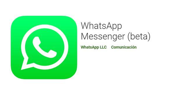 ¿Quieres ser beta tester en WhatsApp? Conoce los pasos en Android y los iPhone. (Foto: Depor)