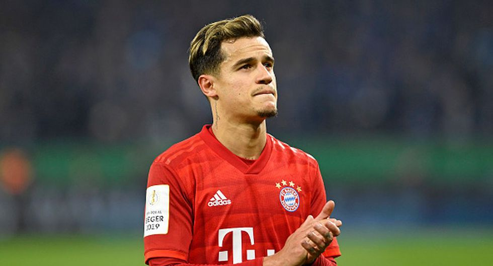 Philippe Coutinho no tiene chances de seguir en Bayern Munich. (Foto: Getty Images)