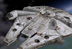 Among Us: adaptan el Halcón Milenario de Star Wars como mapa personalizado