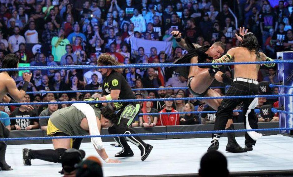 Uno de estos luchadores habría recibido una jugosa oferta. (WWE)