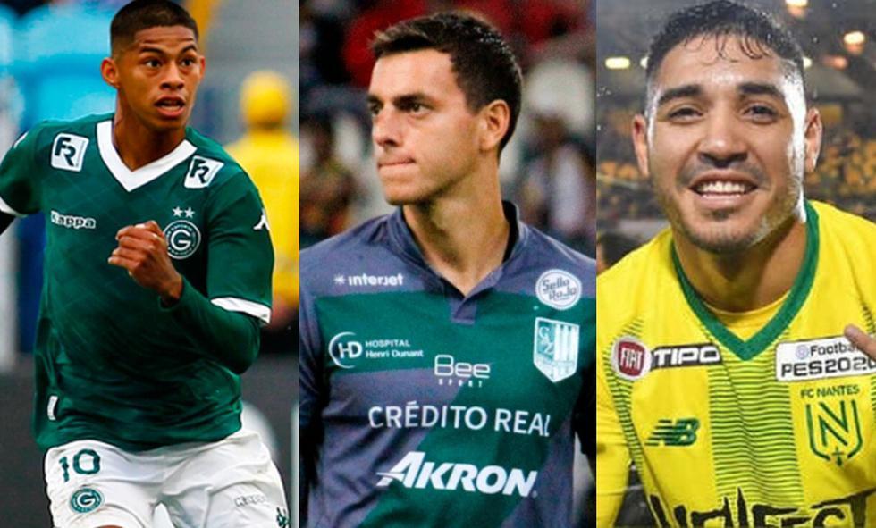 Los peruanos que regresan del extranjero a la Liga 1