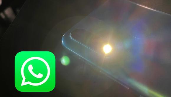 ¿Quieres  que el flash de tu celular se encienda cuando recibas un mensaje de WhatsApp? Usa estos pasos. (Foto: Depor)