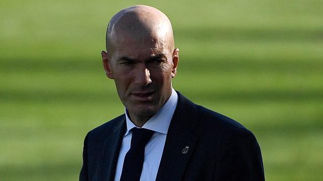 Zidane est entraîneur du Real Madrid depuis mars 2019 (Photo: AFP)