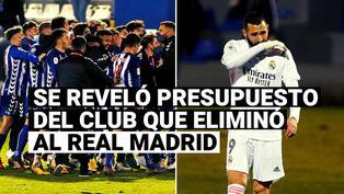 ¡Abismal diferencia! presidente del Alcoyano reveló presupuesto del club que eliminó al Real Madrid de la Copa del Rey