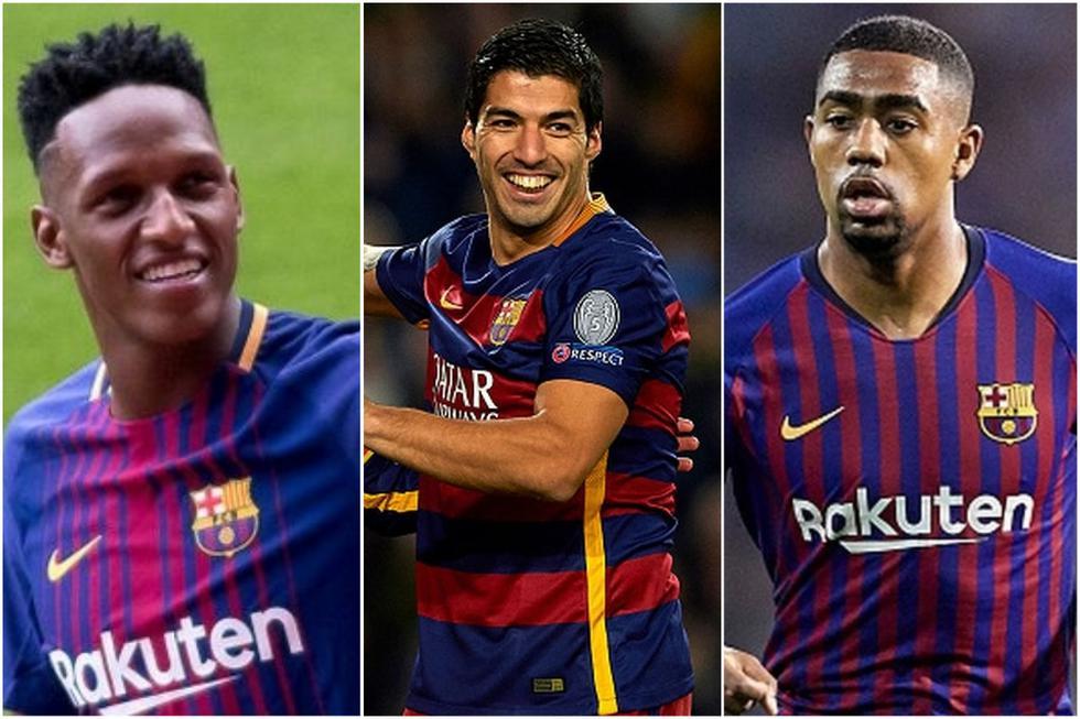 Los jugadores más valiosos que el Barcelona dejó salir en los últimos años. (Getty)