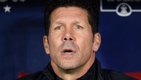 Atlético de Madrid se medirá ante el Leipzig por cuartos de la Champions. (Foto: AFP)