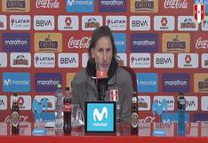 Ricardo Gareca ofreció lista de convocados para inicio de eliminatorias