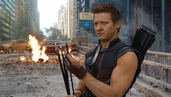 ¡Marvel al descubierto! Foto de Jeremy Renner revela la reaparición de este oscuro personaje (Avengers)