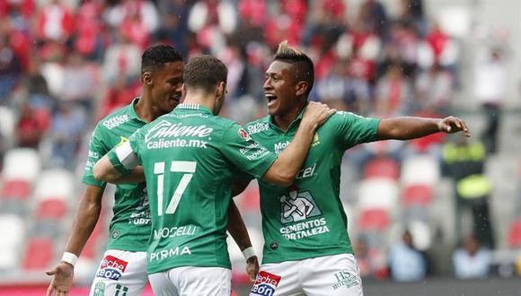 La Liga MX se suspendió en la fecha 10, con Cruz Azul como líder y León de escolta, a un punto. (Foto: EFE)