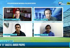 'Full Deporte por Depor': todo el análisis sobre el empate entre Universitario y Defensa y Justicia