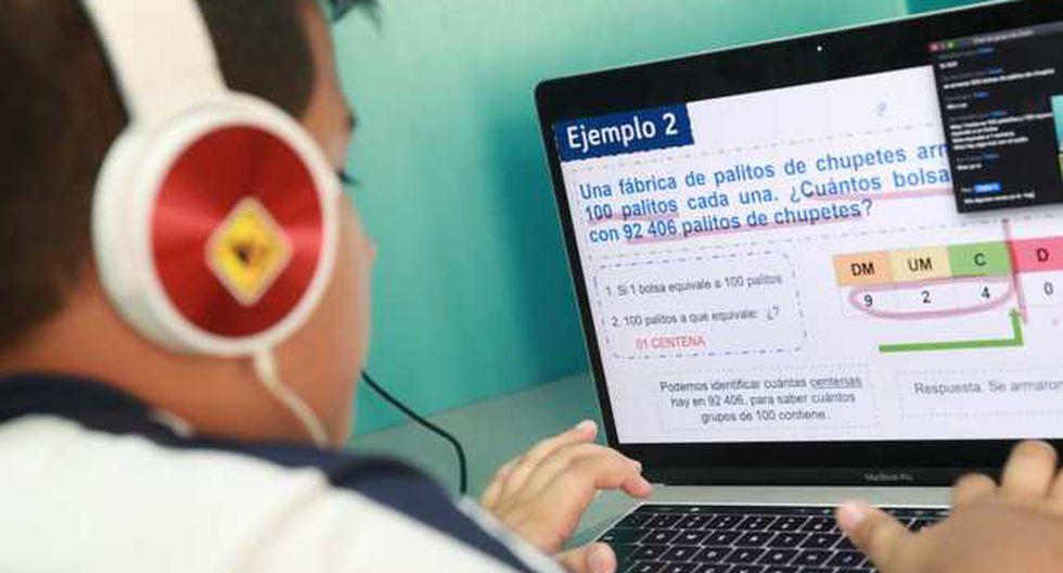 Aprendo Casa ONLINE con clases virtuales vía TV Perú, Radio ...