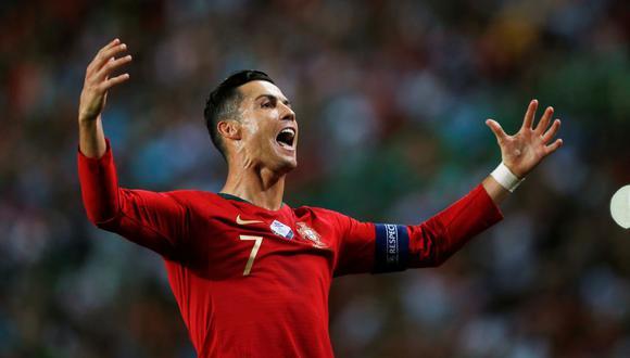 Cristiano Ronaldo puede perderse los partidos de Portugal en la Nations League. (Foto: Reuters)