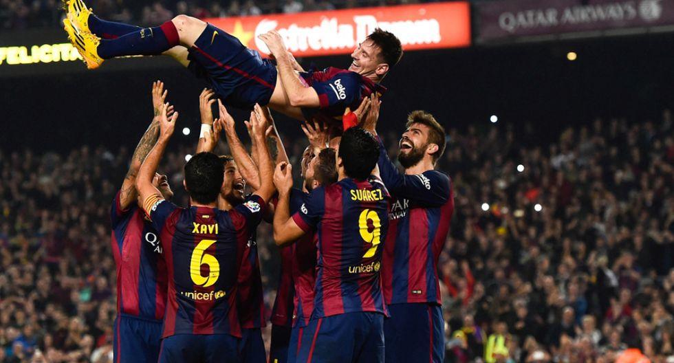 Ante Sevilla en LaLiga 2014 anota su gol 252 y se convierte en el máximo anotador del torneo. (Foto: Agencias)