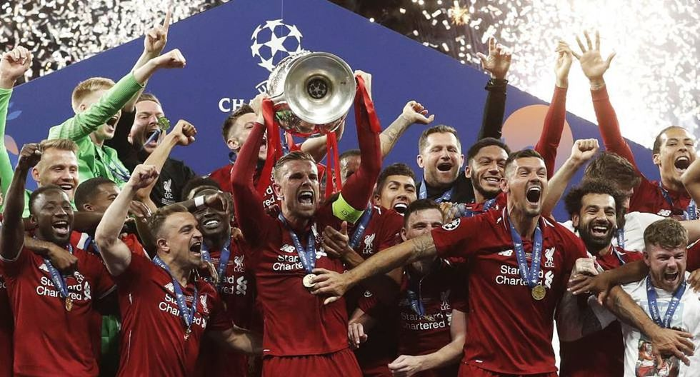 Liverpool es el vigente campeón de la Champions League. (Getty)