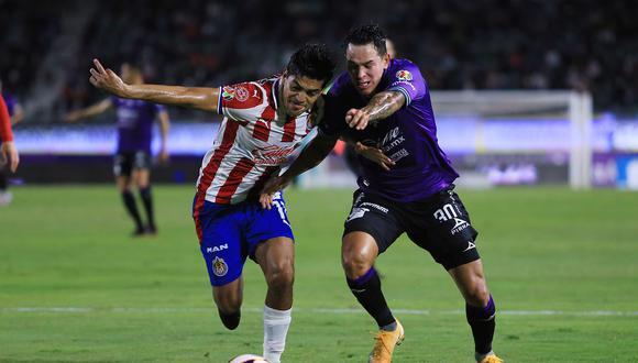Chivas vs. Mazatlán se vieron las caras este sábado por la jornada 10 de la Liga MX 2021 (Foto: @Chivas)