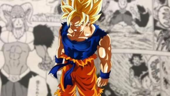 Dragon Ball Super: ¿qué significa que Goku desea luchar como terrícola en el capítulo 64? (Foto: difusión)