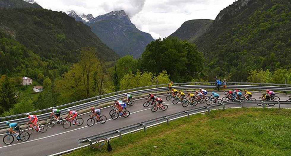 El Giro de Italia 2019 tendrá una Etapa 19 de media montaña. (Getty Images)