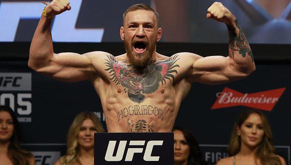 """Conor McGregor saldrá por la revancha ante Dustin Poirier en el UFC 264: """"Voy a noquearlo"""". (UFC)"""