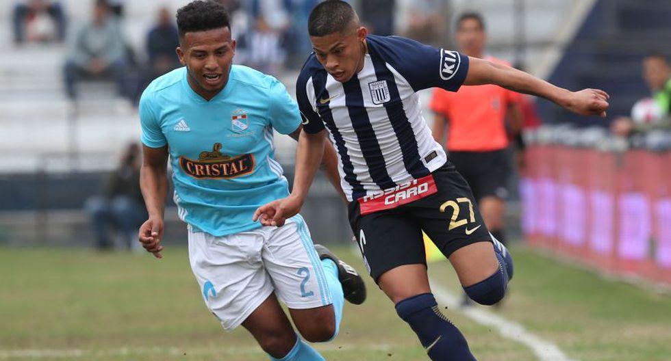 Alianza Lima vs, Sporting Cristal se enfrentarán el próximo domingo en un partidazo. (Foto: GEC)
