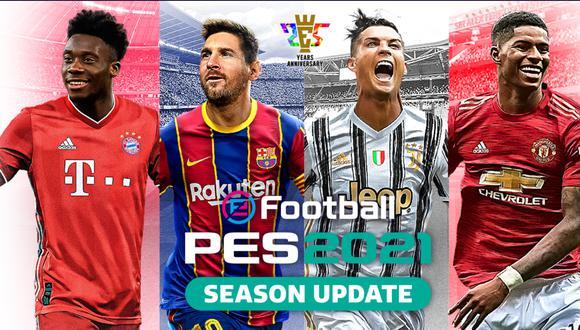 ¿PES 2021 dejará ir a Lionel Messi como portada si se va del FC Barcelona? Konami responde. (Difusión)