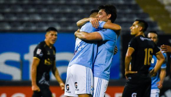 Sporting Cristal vs. Cusco FC se vieron las caras este domingo por la Liga 1 (Foto: @ClubSCristal)