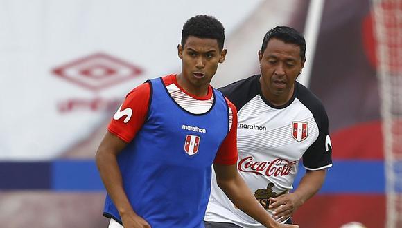 Marcos López confía en un buen desempeño de Perú en la Copa América. (Foto: GEC)