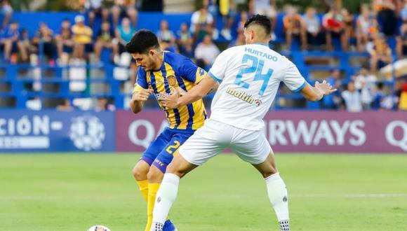 Sportivo Luqueño no puedo en el estadio Luis Alfonso Giagni con Mineros pero le alcanzó para clasificar a la fase 2 de Copa Sudamericana. (Getty)