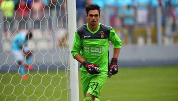 Daniel Ferreyra sueña a lo grande: quiere levantar la Copa Libertadores. (USI)