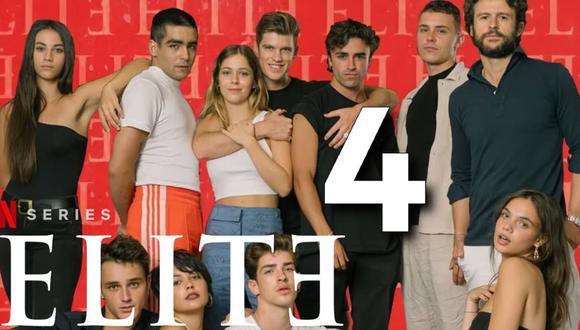 """La tercera temporada de """"Élite"""" fue el final para varios personajes, mientras que la cuarta ha sido el inicio para otros. (Foto: Netflix)"""
