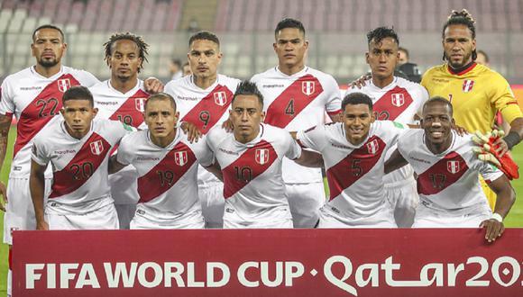 Selección peruana tiene a varios jugadores en capilla para enfrentar a Chile. (Foto: Twitter)
