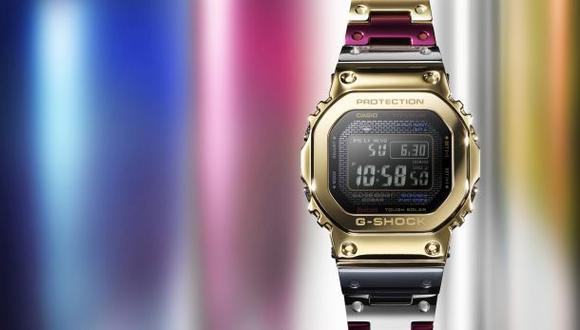 G-Shock presenta nuevo modelo indestructible. (Difusión)
