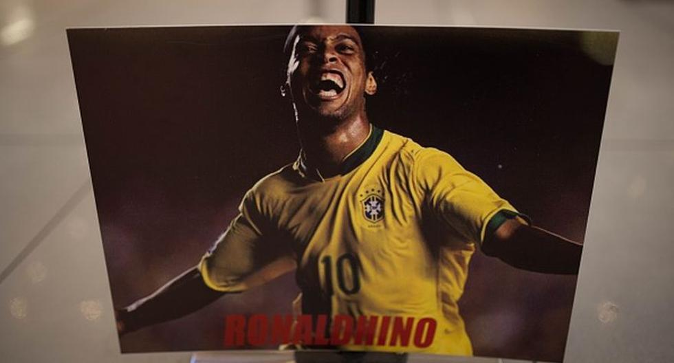 Ronaldinho Gaúcho militó en ocho clubes durante su carrera. (Getty Images)