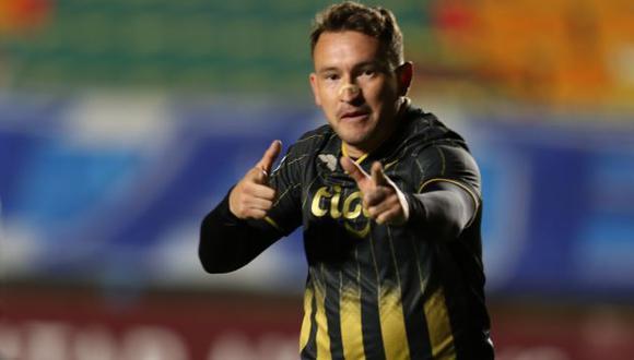 Guaraní derrotó a Bolívar por 3-2 por la última fecha del Grupo B de la Copa Libertadores. (Twitter)