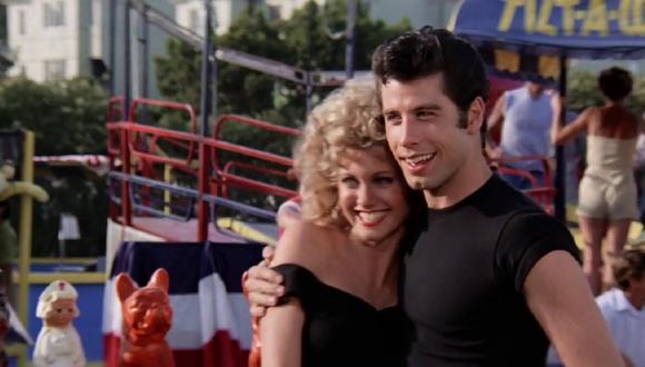 La exitosa película, considerada un culto en la industria del cine, fue protagonizada por John Travolta y Olivia Newton-John (Foto: Paramount Pictures)