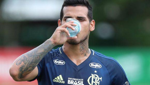 Miguel Trauco apenas ha jugado 66 minutos con el Flamengo en lo que va del año.
