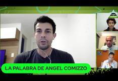 'Sobre el verde' por Depor: el presente de Ángel Comizzo y el mensaje de despedida de Cazulo