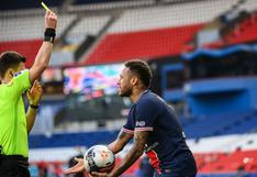 Tras caída ante Lille: Mauricio Pochettino se refirió a la expulsión de Neymar