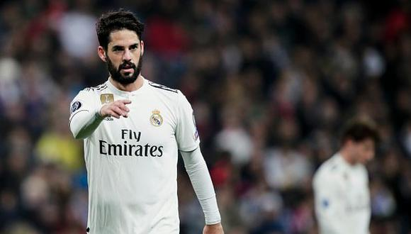 Isco ha ganado cuatro Champions League en Real Madrid. (Foto: Getty Images)