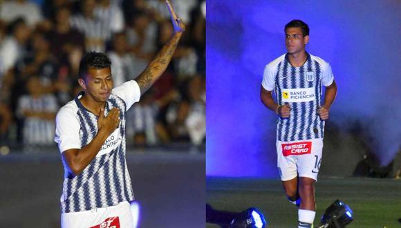 Rinaldo Cruzado y Gonzalo Sánchez quedaron descartados para el final del campeonato.