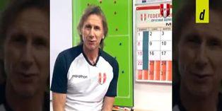 Selección peruana: el mensaje de aliento de Ricardo Gareca frente al COVID-19