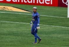 """Arquero de Caracas FC: """"Tenemos que estar por encima de lo que estuvimos en Perú"""""""